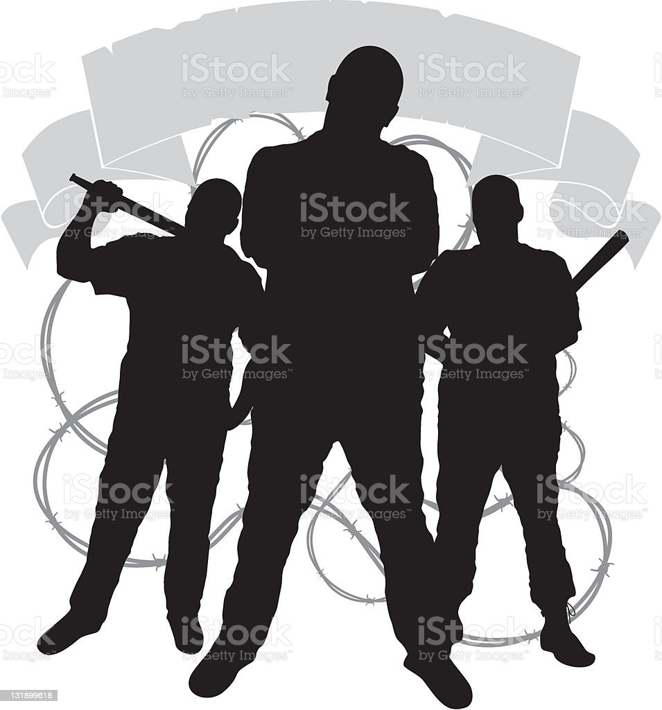 royalty free gang clip art vector images illustrations istock rh istockphoto com funny gangster clipart funny gangster clipart
