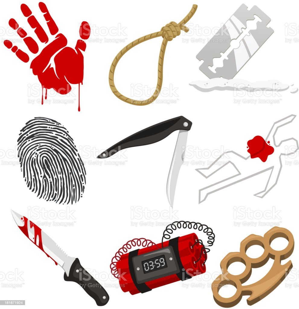 Criminology Police Crime Investigation Scene royalty-free criminology police crime investigation scene stock vector art & more images of authority