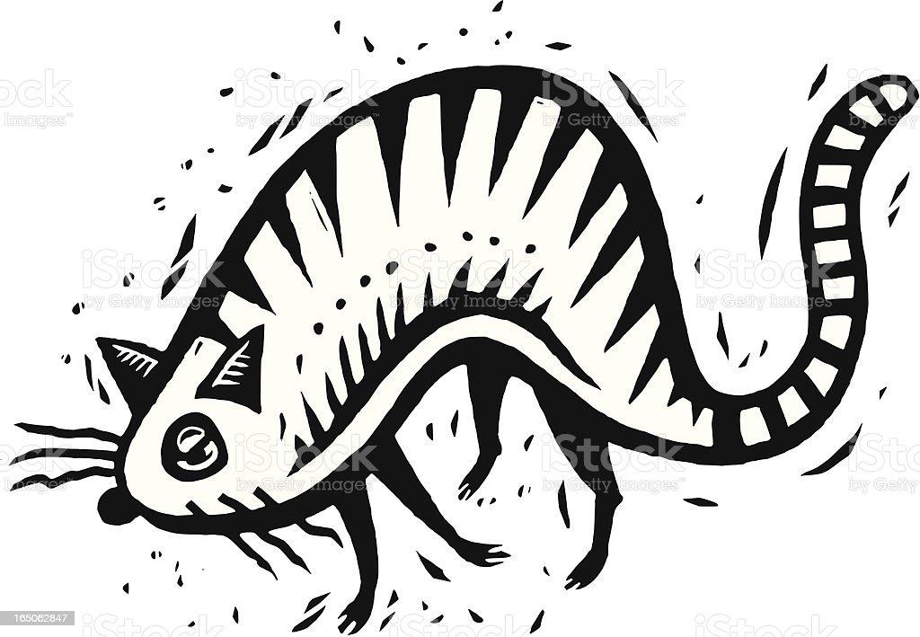 Critter vector art illustration