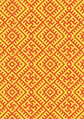 crossStitch kolovrat slavic pattern