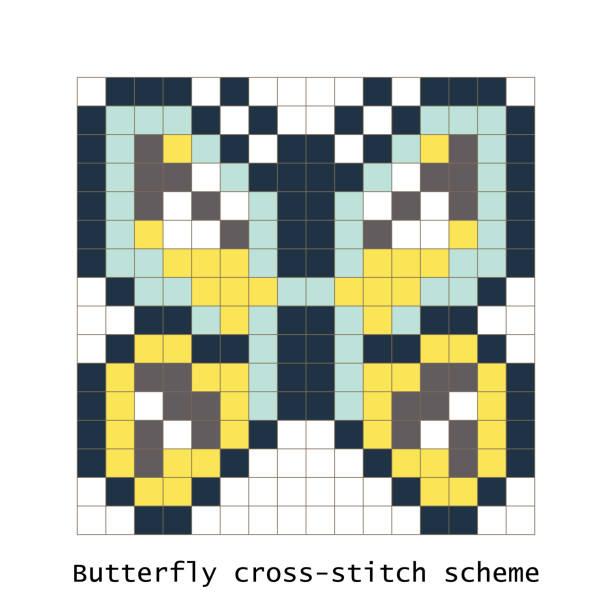 Epuisette Papillon Vectoriels Et Illustrations Libres De