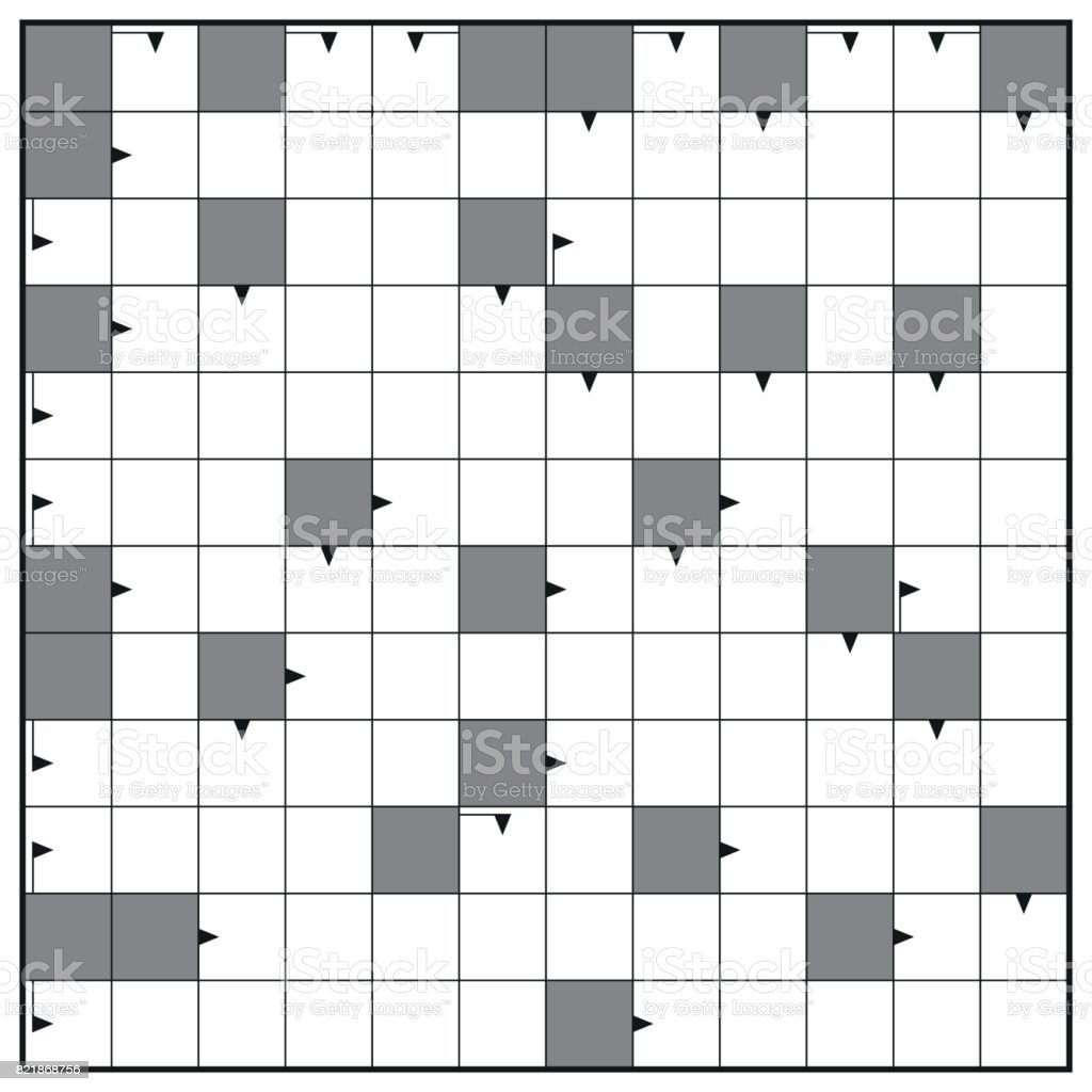 Crossword blank crossword puzzle pattern square format template to crossword blank crossword puzzle pattern square format template to insert any words with pronofoot35fo Choice Image