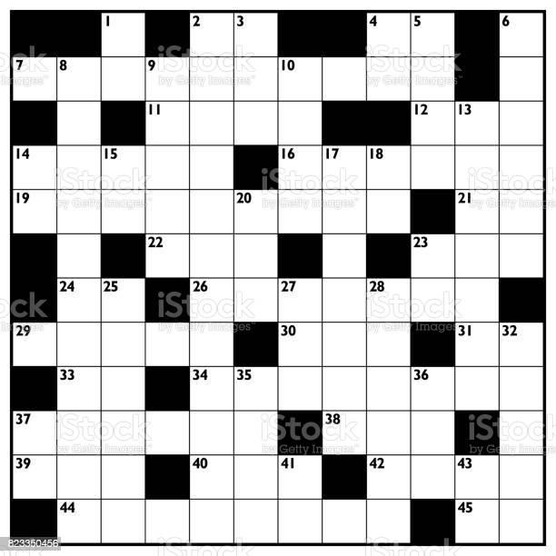 Crossword with empty boxes to insert any words for a clear message vector id823350456?b=1&k=6&m=823350456&s=612x612&h=xc0mg45plzm6 dix9y 6tunhfdp75g89zakin2zdwyo=