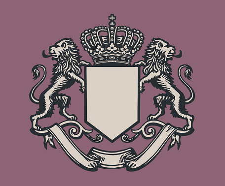 Crown and Shield