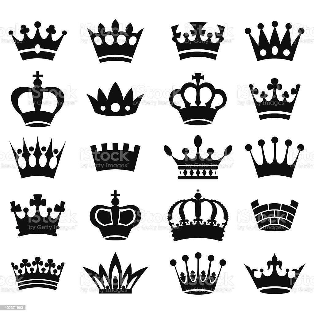 Royalty Free Queen Crown Clip Art Vector Images Illustrations