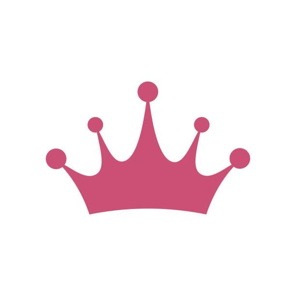 皇冠圖示向量。皇冠公主 - 皇冠 頭飾 幅插畫檔、美工圖案、卡通及圖標