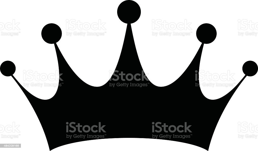 crown vector icon stock vector art more images of 2015 484209166 rh istockphoto com free crown vector clipart free crown vector public domain