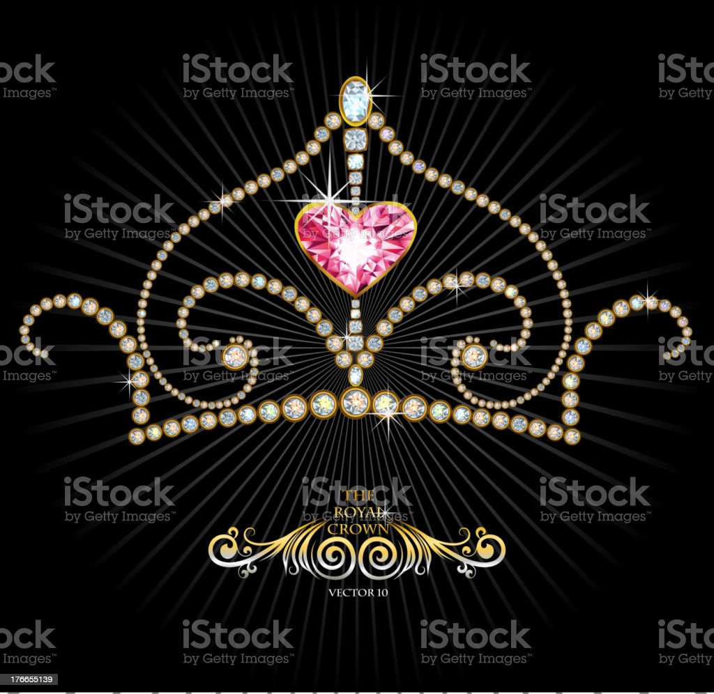 Crown royalty-free crown stock vector art & more images of abstract