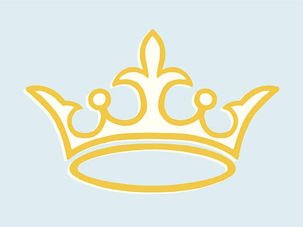 illustrations, cliparts, dessins animés et icônes de crown - diademe