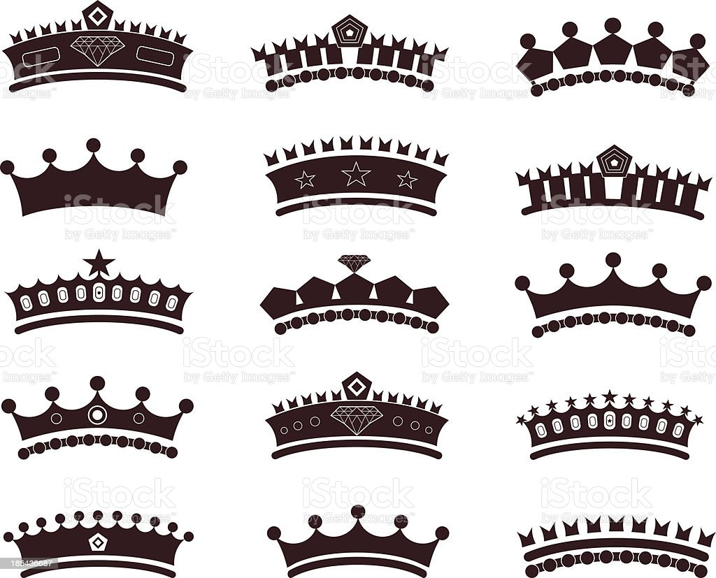 Crown royalty-free crown stock vector art & more images of antique