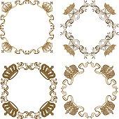 Crowns frames
