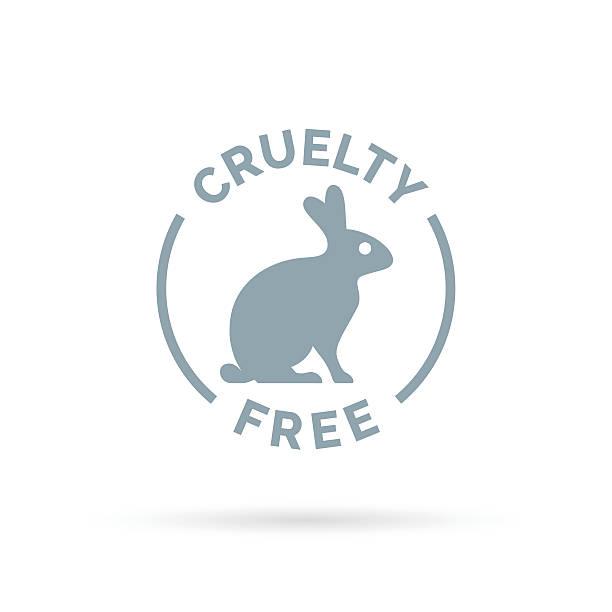 illustrations, cliparts, dessins animés et icônes de la cruauté l'icône de silhouette de lapin un symbole - liberté