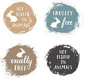 Cruelty free.