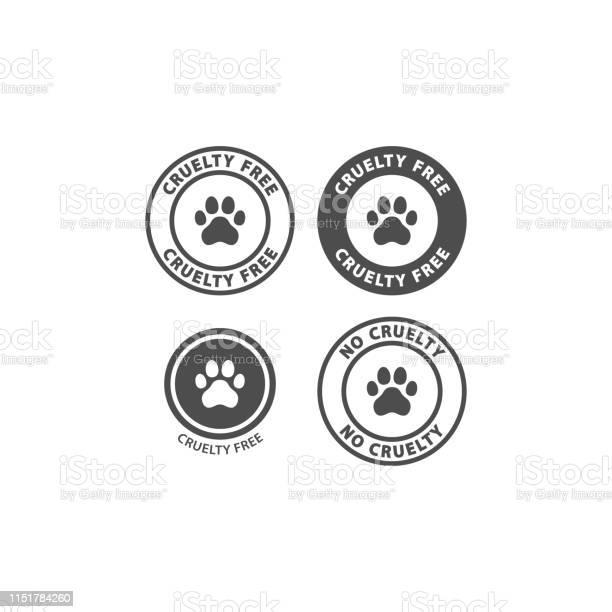 Cruelty free vector stamp with dog paw print vector id1151784260?b=1&k=6&m=1151784260&s=612x612&h=kxvw4elssg0rbrmtfxlz2gjors2zxrbv8gpdijrifny=