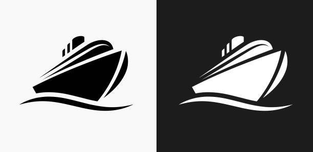 Best Cruise Ship Illustrations, Royalty-Free Vector Graphics