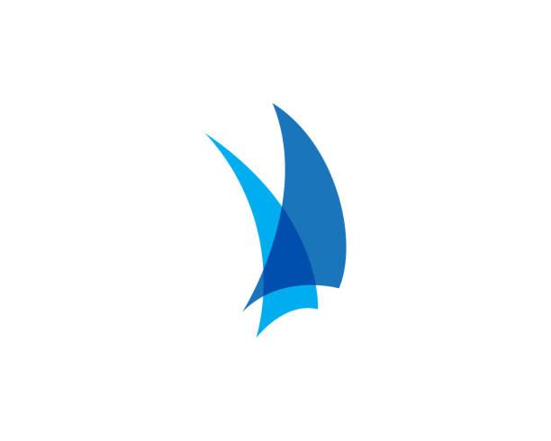 Cruise ship Vector icon Cruise ship Logo Template vector icon illustration design sail stock illustrations