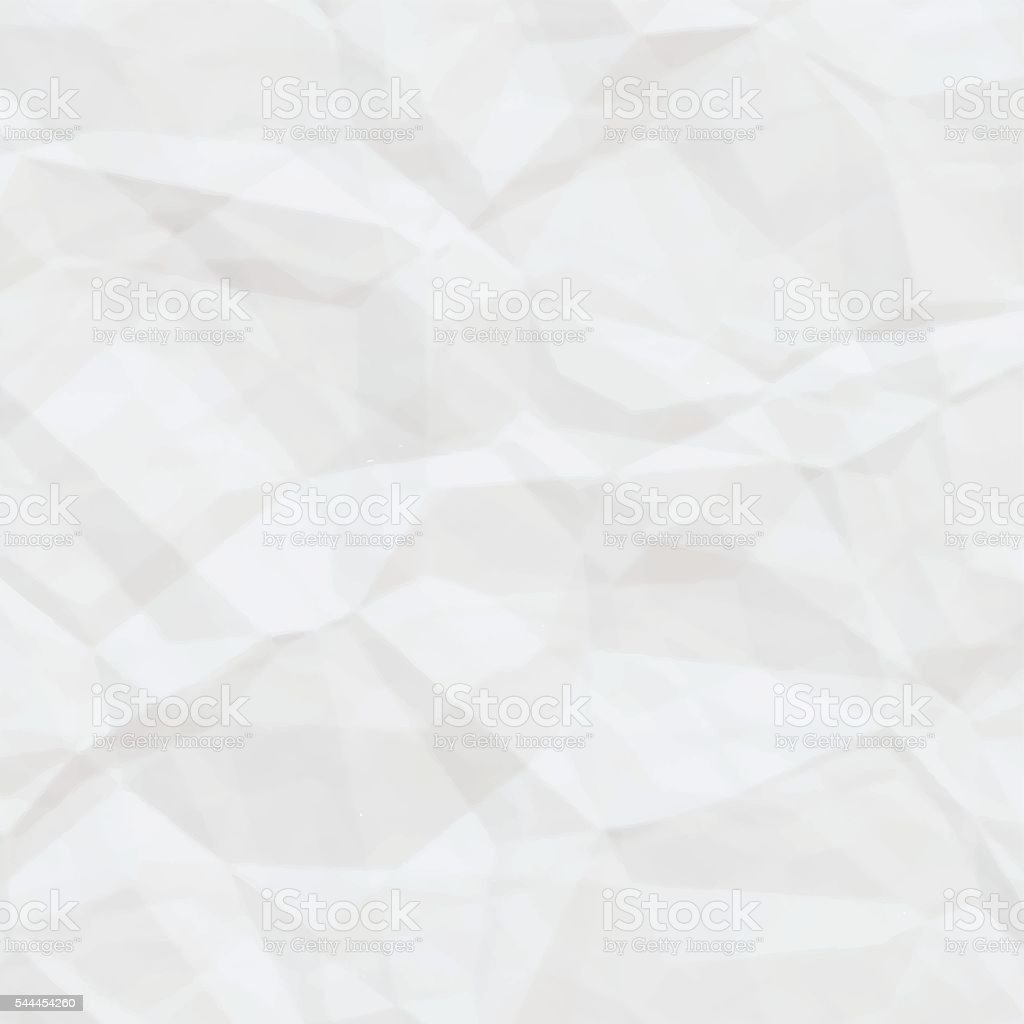 Crumpled paper background 1406 vector art illustration