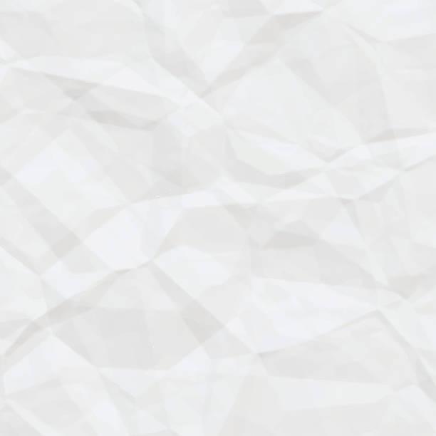 Faltig Weißbuch Hintergrund 1406 – Vektorgrafik