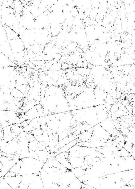 Zerknittertes Papier Vektor Hintergrund weiß 02 – Vektorgrafik