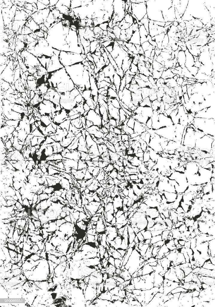 Papier froissé vectoriel fond blanc 09 - Illustration vectorielle