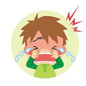 istock Crying Little Kids 1302710602