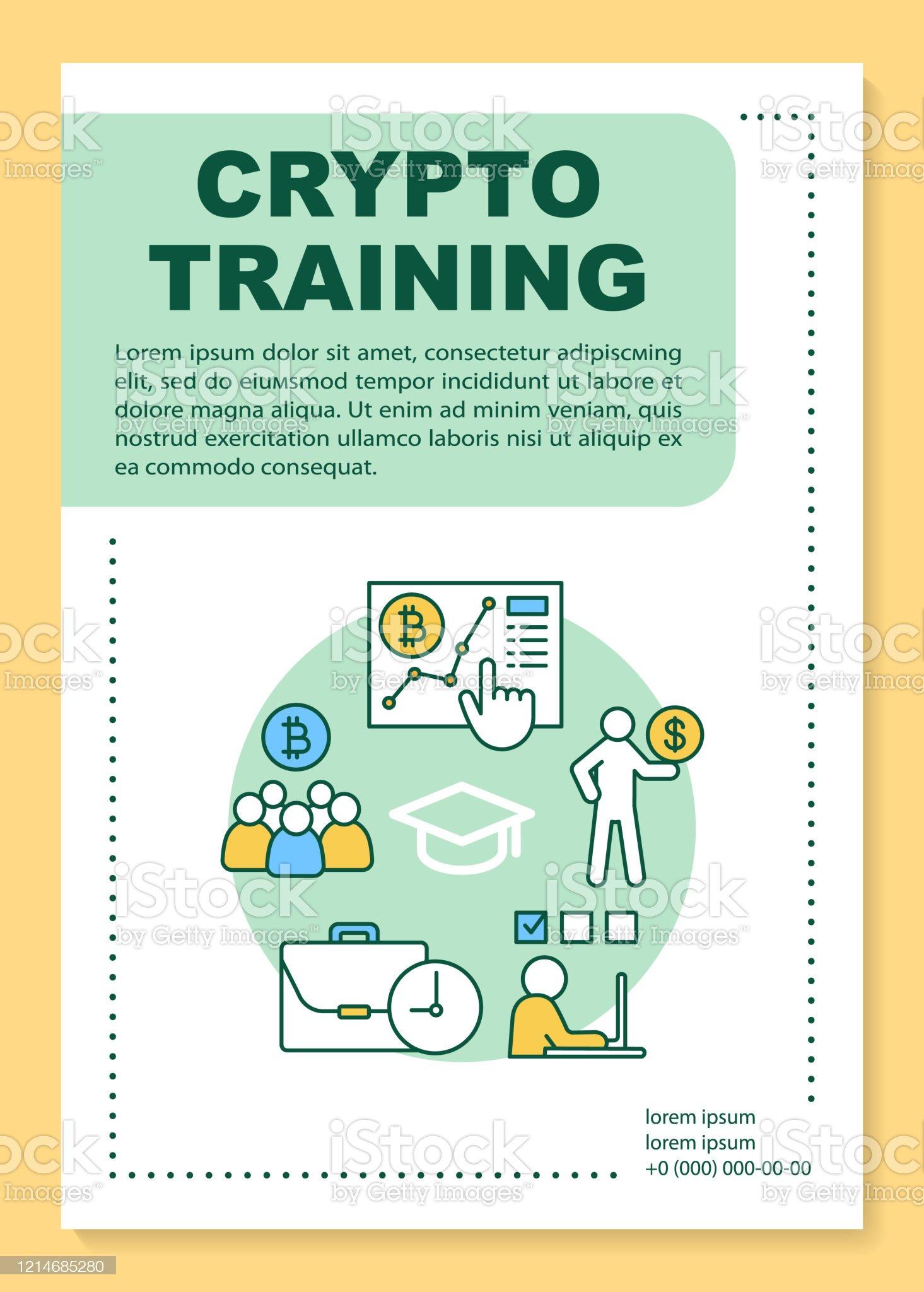bitcoin training)