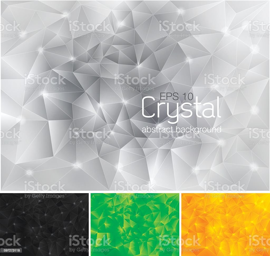 Crystal abstract background royalty-free crystal abstract background stock vector art & more images of abstract
