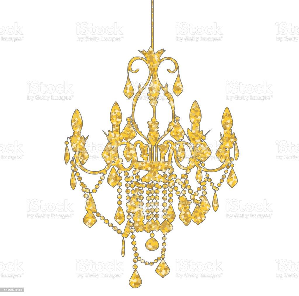 結晶のシャンデリア アメリカ合衆国のベクターアート素材や画像を多数