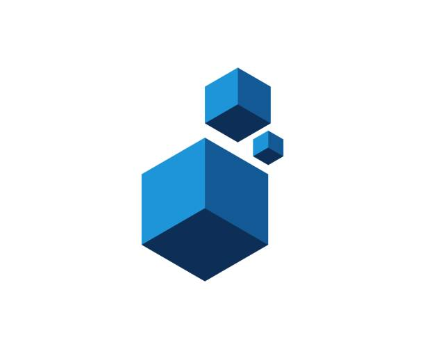 Cube icon This illustration/vector you can use for any purpose related to your business. cube shape stock illustrations