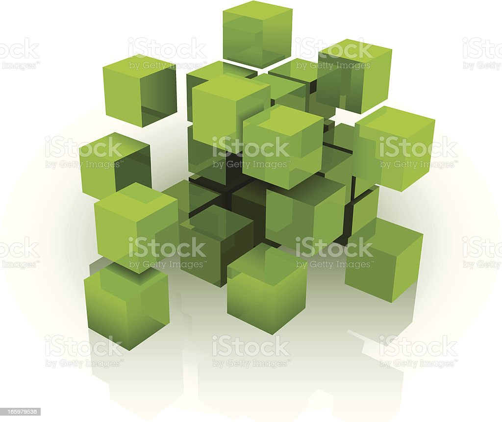 cube royalty-free cube stock vector art & more images of abstract