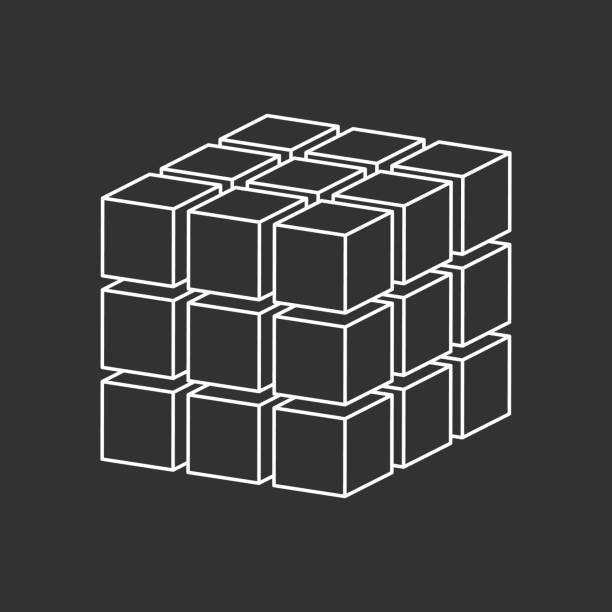 royalty free rubik cube clip art vector images illustrations istock