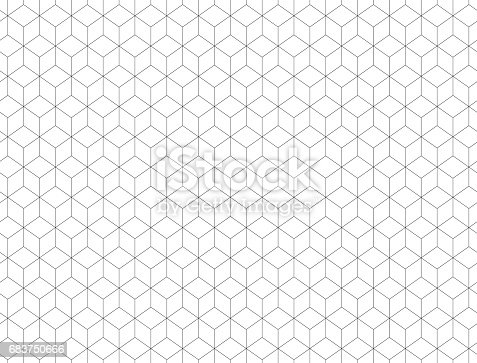 istock cubical seamless pattern 683750666