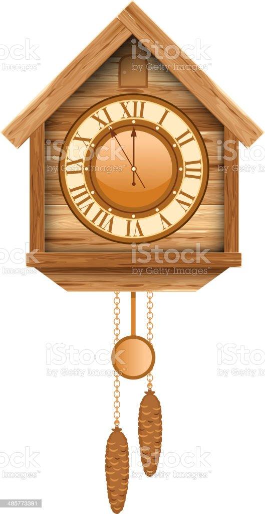 262d4ecd72f Relógio de Cuco relógio de cuco - arte vetorial de stock e mais imagens de  adulto