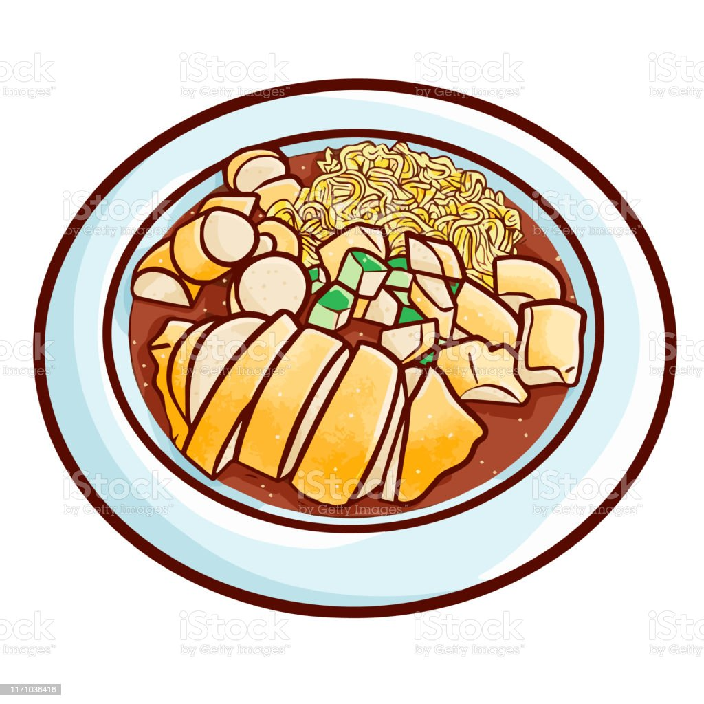 Cuisine Empekempek A Traditional Food From Palembang South Sumatera Indonesia Stock Illustration Download Image Now Istock