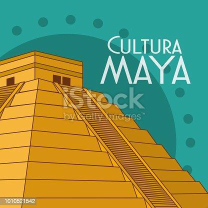 istock Cultura Maya postcard 1010521542