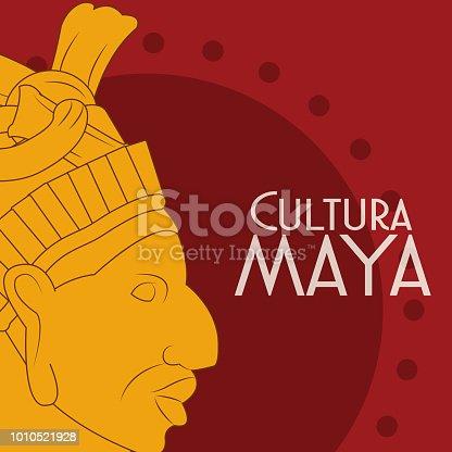 istock Cultura Maya postcard 1010521928