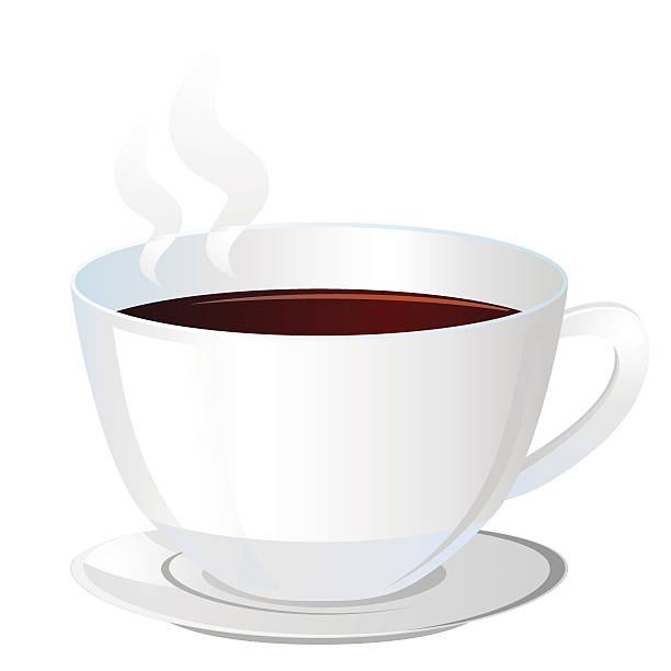 ilustrações de stock, clip art, desenhos animados e ícones de xícara de café ou de chá - lapa