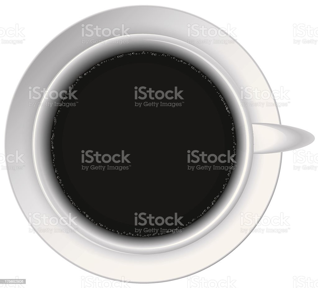 cup of coffee royalty-free stock vector art