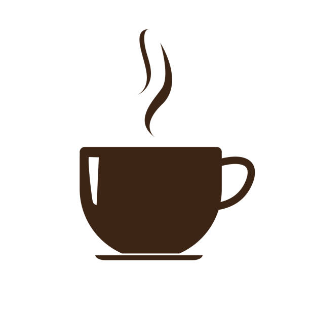 Cup of coffee. Vector illustration. Cup of coffee. Vector illustration. coffee cup stock illustrations