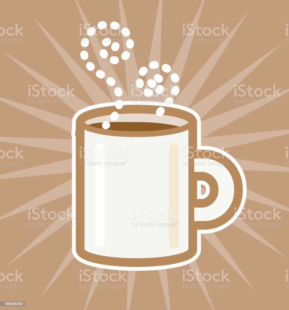 cup of joe royalty-free stock vector art