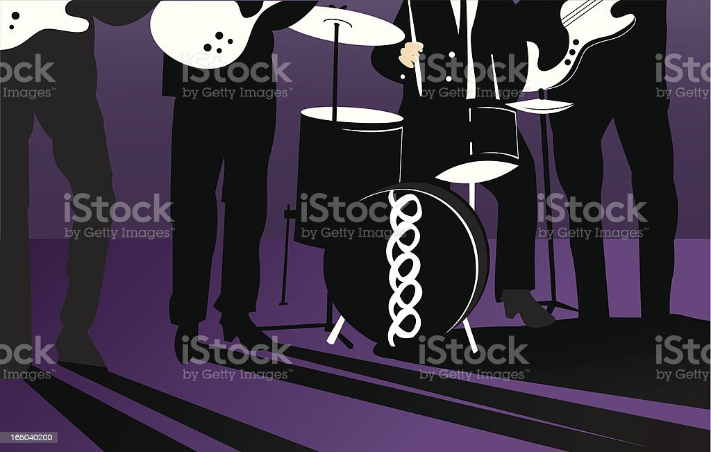 Cupcake Band royalty-free cupcake band stock vector art & more images of 1960-1969