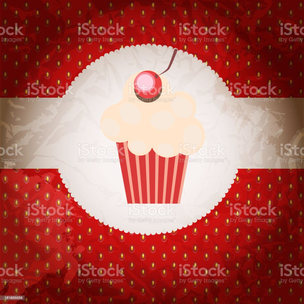 cupcake invitation background royalty-free cupcake invitation background stock vector art & more images of aging process