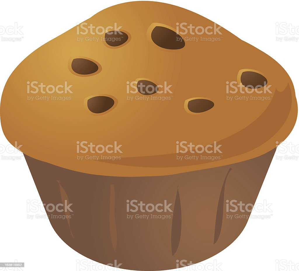 Cupcake muffin royalty-free cupcake muffin stock vector art & more images of almond