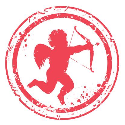 Cupid Stamp
