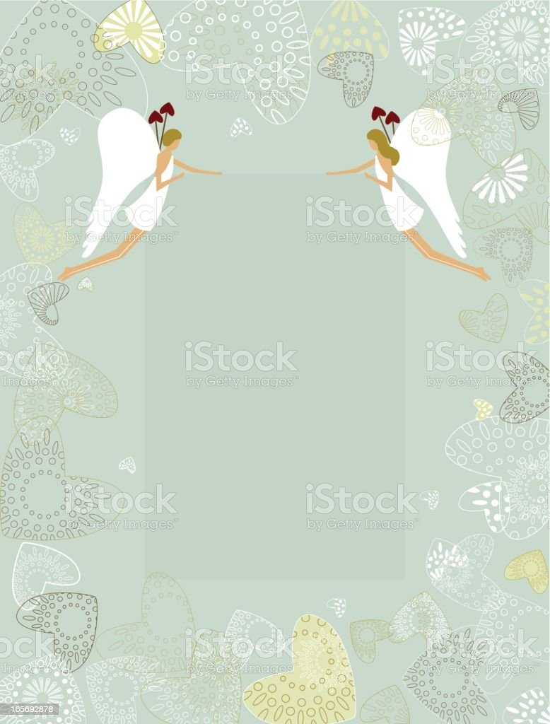 Cupids banner royalty-free cupids banner stock vector art & more images of angel