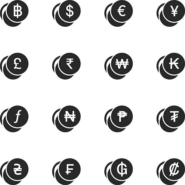 Royalty Free Philippines Currency Clip Art Vector Images