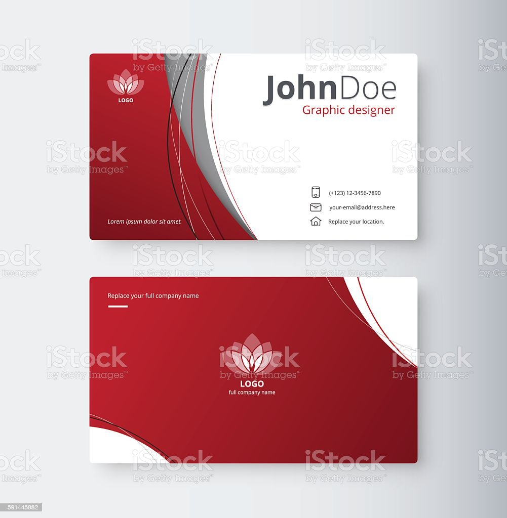 Curve abstract business card background name card template stock curve abstract business card background name card template royalty free curve abstract business accmission Image collections