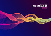 istock Curve vector background 1159388800