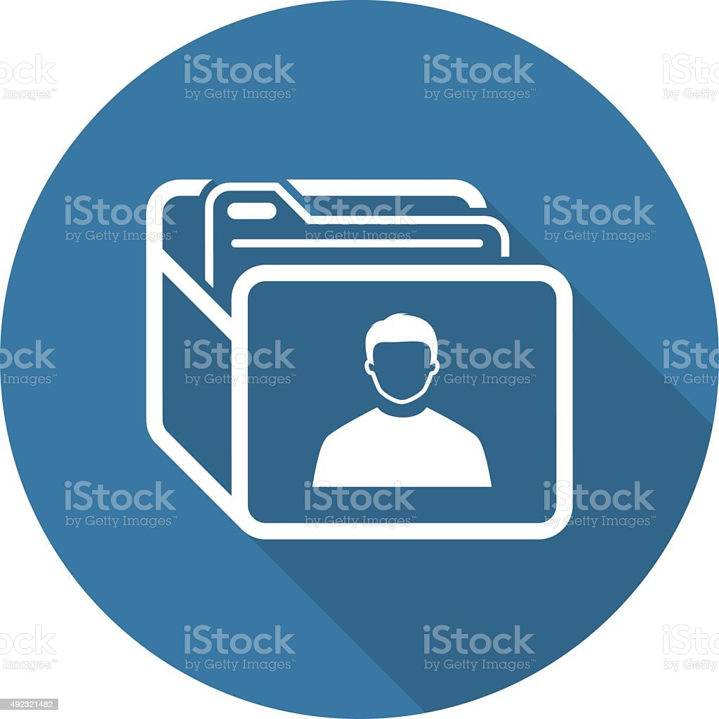 顧客ベースアイコンをクリックします。ビジネスコンセプトです。フラットデザインです。 ロイヤリティフリー顧客ベースアイコンをクリックしますビジネスコンセプトですフラットデザインです - 2015年のベクターアート素材や画像を多数ご用意