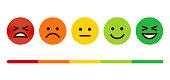 istock Customer Satisfaction Survey Emoticons 1161040201